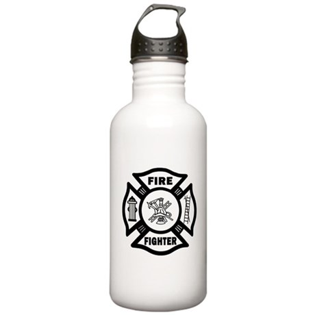 Fire Fighter Stainless Water Bottle 1.0L