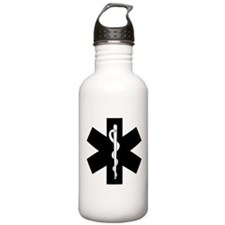 EMS Star of Life Water Bottle