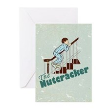 Nutcracker Christmas Greeting Cards (Pk of 20)