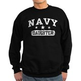 Navy Daughter Sweatshirt