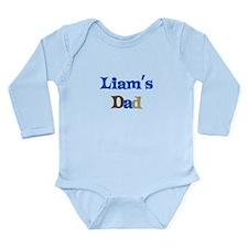 Liam's Dad Long Sleeve Infant Bodysuit