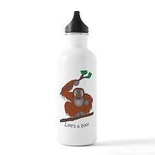 Orangutan Water Bottle