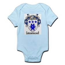Shannon Coat of Arms Infant Creeper
