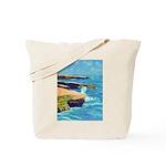 Ocean Beach Sunset Cliffs Tote Bag