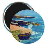 Ocean Beach Sunset Cliffs Magnet