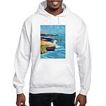 Ocean Beach Sunset Cliffs Hooded Sweatshirt