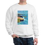 Ocean Beach Sunset Cliffs Sweatshirt