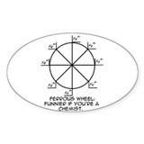 Ferrous wheel Decal