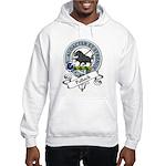 Pollock Clan Badge Hooded Sweatshirt