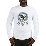 Pollock Clan Badge Long Sleeve T-Shirt
