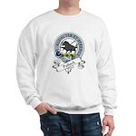 Pollock Clan Badge Sweatshirt