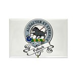 Pollock Clan Badge Rectangle Magnet (10 pack)
