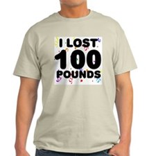 I Lost 100 Pounds! T-Shirt