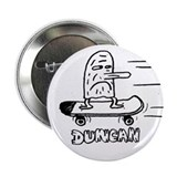 "Duncan skateboard 2.25"" Button (10 pack)"