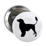 Portuguese Water Dog Button
