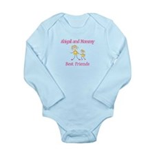 Abigail & Mommy - Friends Long Sleeve Infant B
