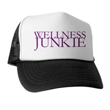Wellness Junkie Trucker Hat
