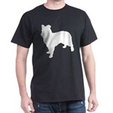 Pyrenean Shepherd Black T-Shirt