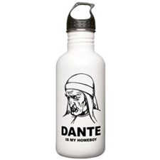 Dante Is My Homeboy Water Bottle