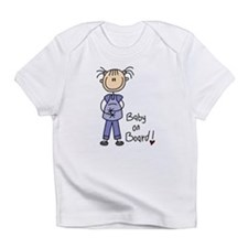 Baby on Board Infant T-Shirt