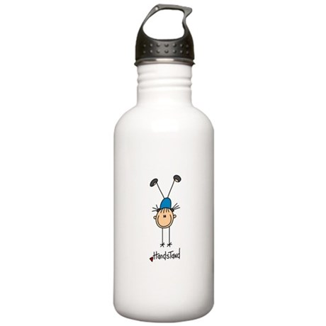 Gymnastics Handstand Stainless Water Bottle 1.0L