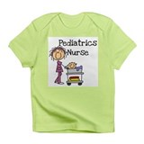 Pediatrics Nurse Infant T-Shirt