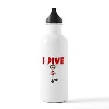 I Dive Water Bottle