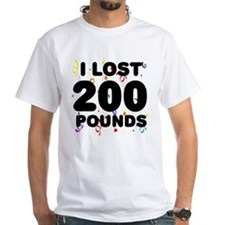 I Lost 200 Pounds! Shirt