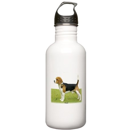 Beagle 9J27D-02 Stainless Water Bottle 1.0L