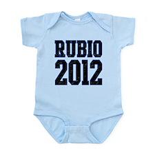 Rubio 2012 Infant Bodysuit