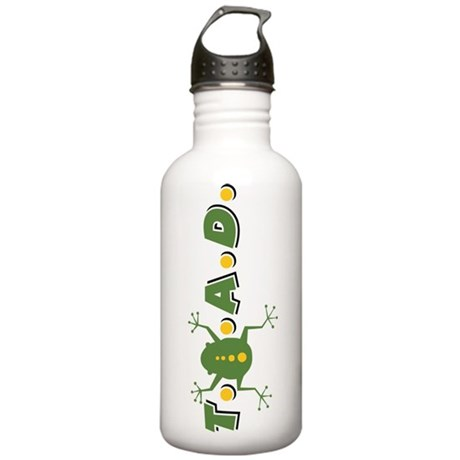 T.O.A.D. Stainless Water Bottle 1.0L
