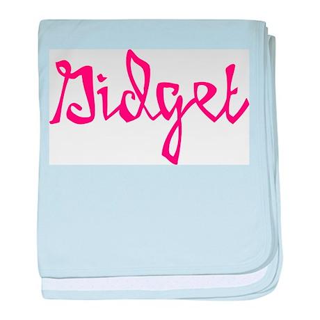 Gidget baby blanket