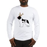 Landseer Reindeer Long Sleeve T-Shirt