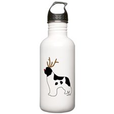 Landseer Reindeer Water Bottle