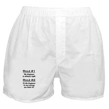 Engineer Boxer Shorts