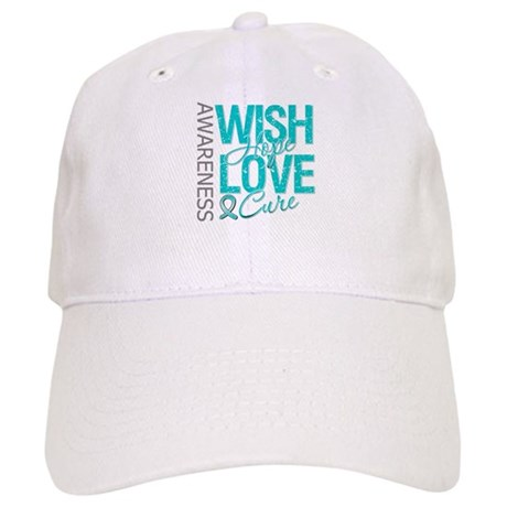 PCOS Wish Hope Cure Cap