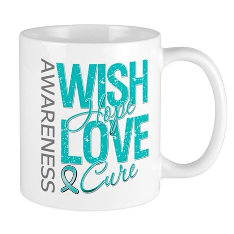 PCOS Wish Hope Cure Mug