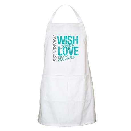 PCOS Wish Hope Cure Apron