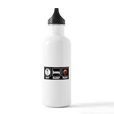 Eat Sleep Play Basketball Water Bottle