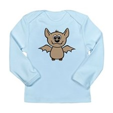 Little Bat Long Sleeve Infant T-Shirt