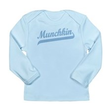 Munchkin [blue] Long Sleeve Infant T-Shirt