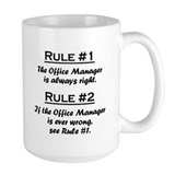 Office Manager Mug