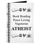 Book Peace Vegetarian Atheist Journal