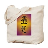 Reiki Tote Bag
