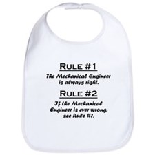 Mechanical Engineer Bib