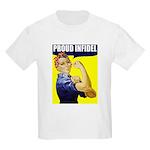 "Rosie ""Proud Infidel"" Kids T-Shirt"