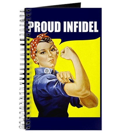 "Rosie ""Proud Infidel"" Journal"