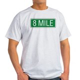 8 Mile Road T-Shirt