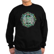 Mental Health Lotus Sweatshirt