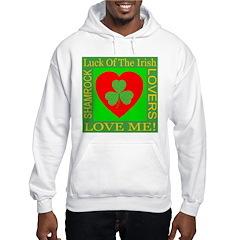 Love Me! Hooded Sweatshirt